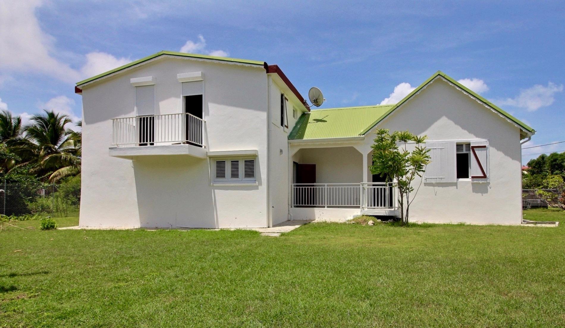Location maison appartement petit canal 97131 sur le for Louer maison appartement